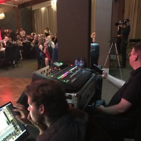 Sound and Lighting with CPC